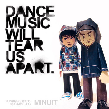 Dance Music Will Tear Us Apart cover art