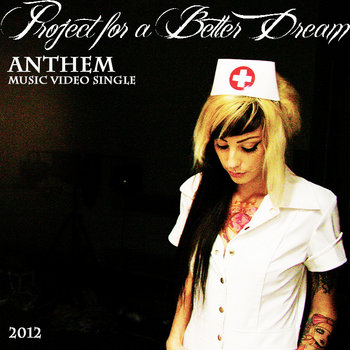 Anthem - music video single cover art