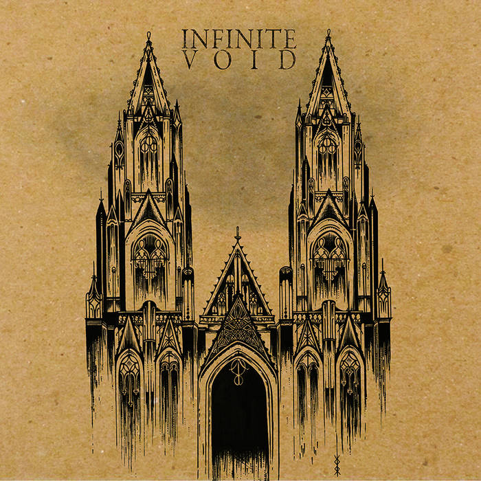 Infinite Void S/T LP cover art