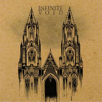 Infinite Void S/T LP cover art