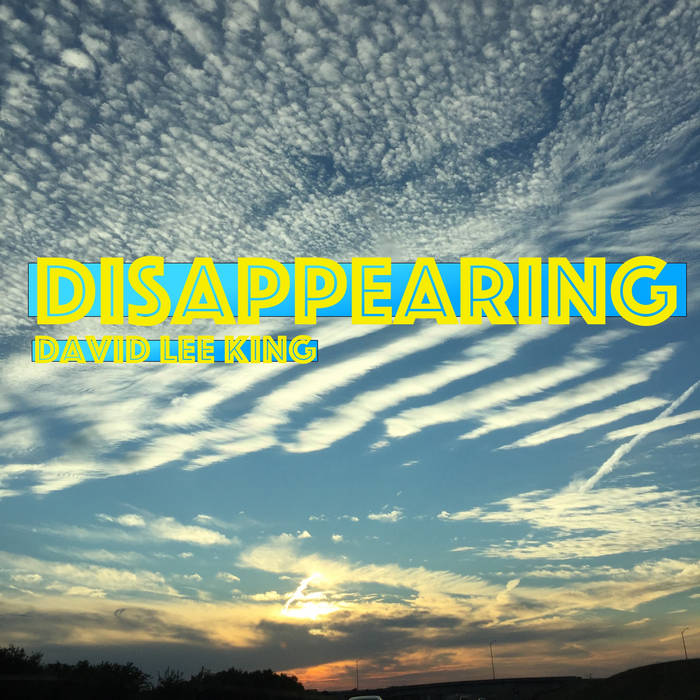 Disappearing cover art