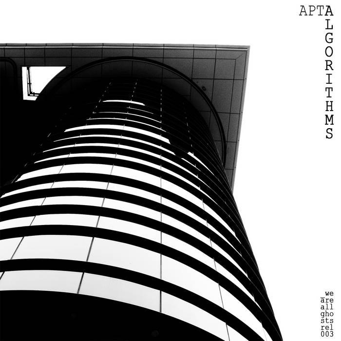 Algorithms EP (waag_rel003) cover art