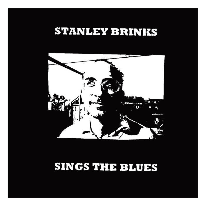Sings the blues cover art