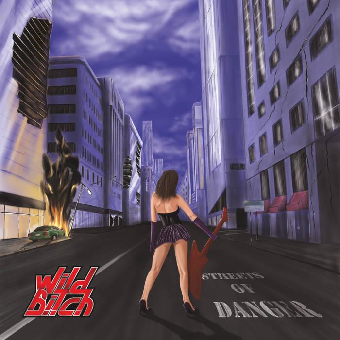 Streets Of Danger cover art