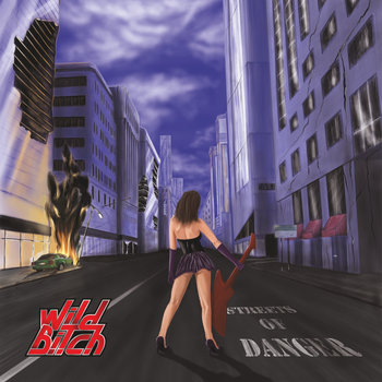 Streets Of Danger cover art