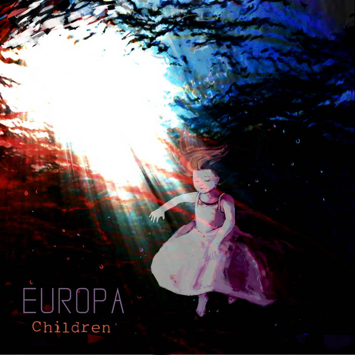 Children EP cover art