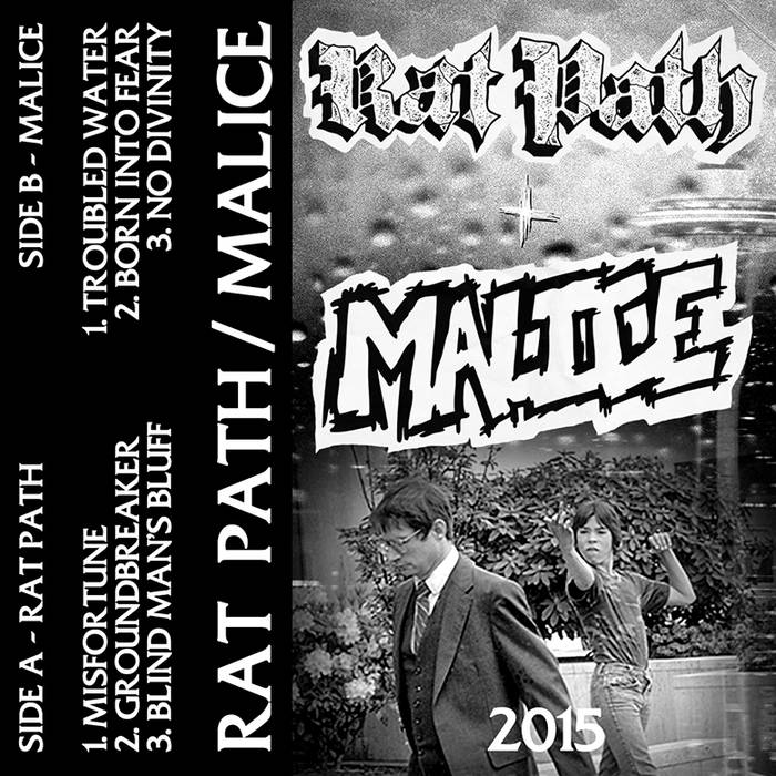 split with MALICE cover art