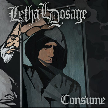 Consume cover art