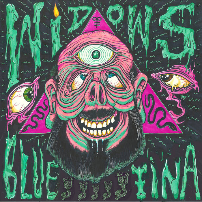 Blue Tina cover art