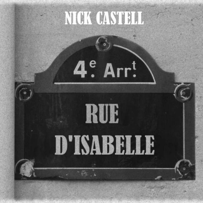 Rue d'Isabelle cover art