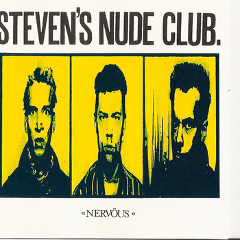 STEVENS NUDE CLUB - Nervöus cover art