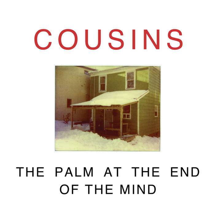 THE PALM AT THE END OF THE MIND cover art