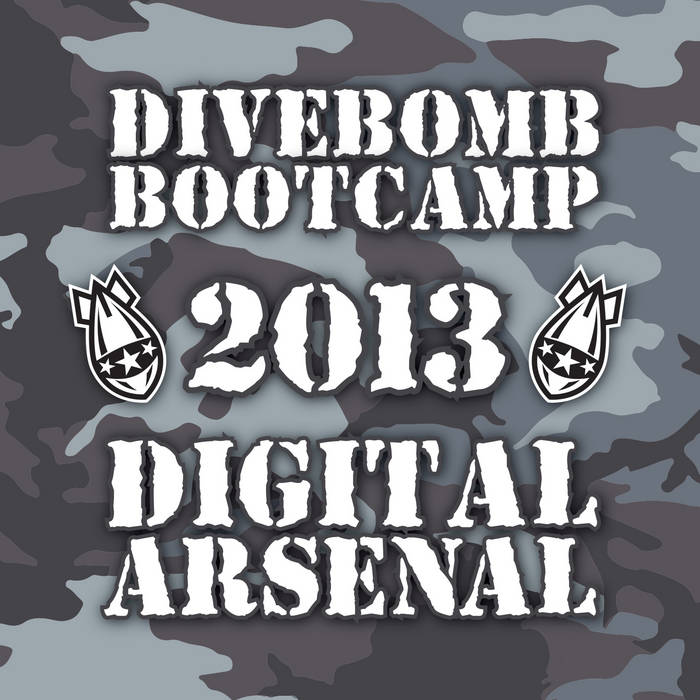 *FREE* Divebomb Bootcamp 2013 Digital Sampler cover art