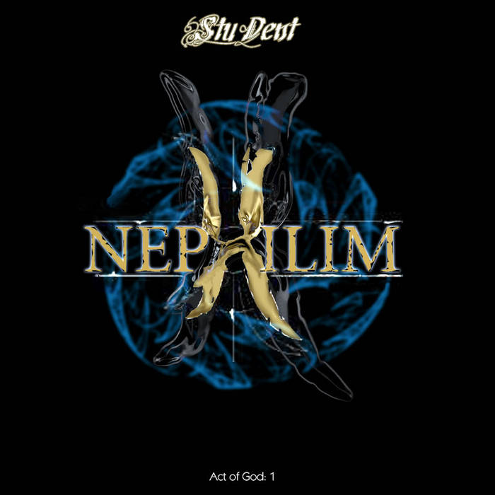 Nephilim: Act of God 1 cover art