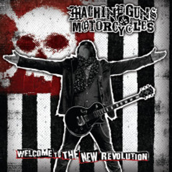 (4 songs from)Welcome to the New Revolution cover art