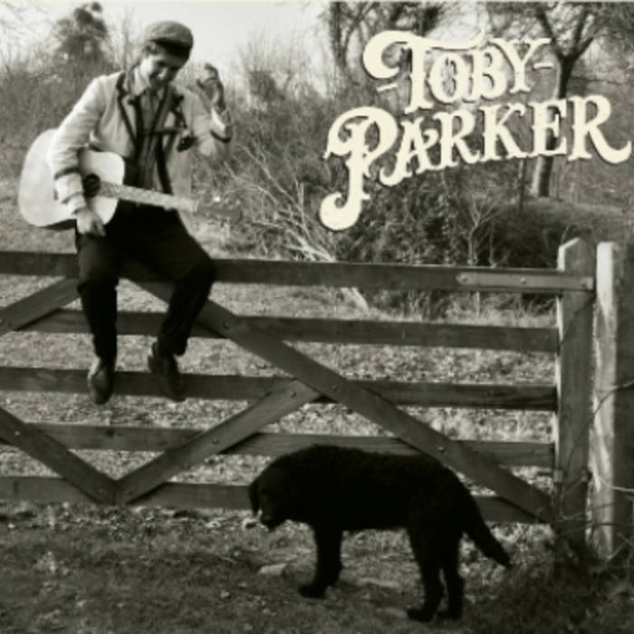 'The Toby Parker EP' cover art