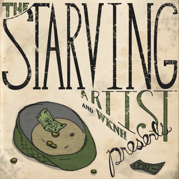 Give Some to The Starving Artist: A WKNH Acoustic Compilation cover art