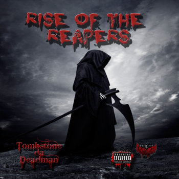 Rise of The Reapers cover art