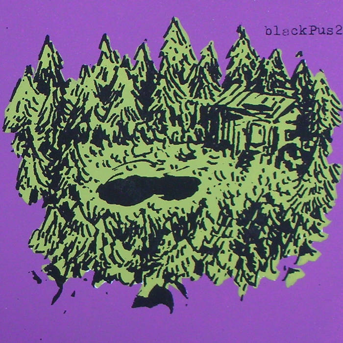 BLACK PUS 2 cover art