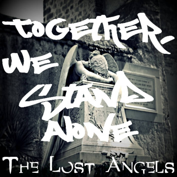 Together, We Stand Alone: The LP cover art