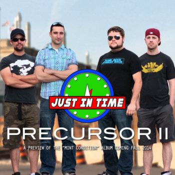 Precursor II cover art