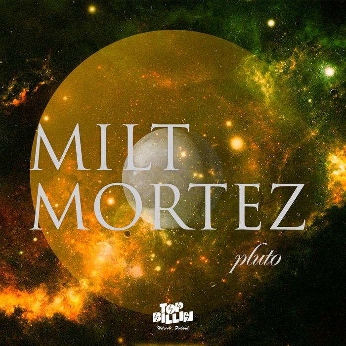 Pluto EP cover art