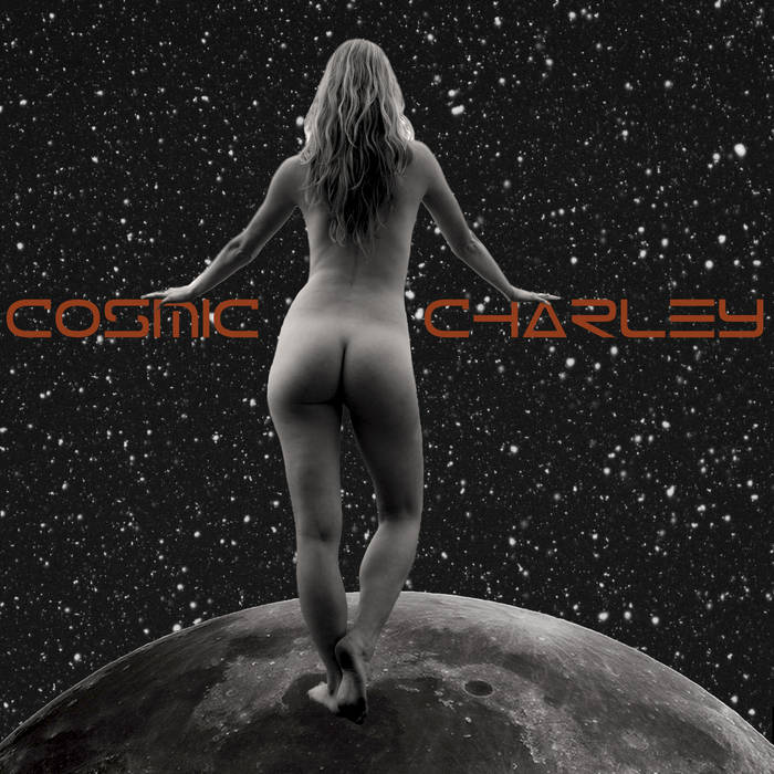 Cosmic Charley cover art