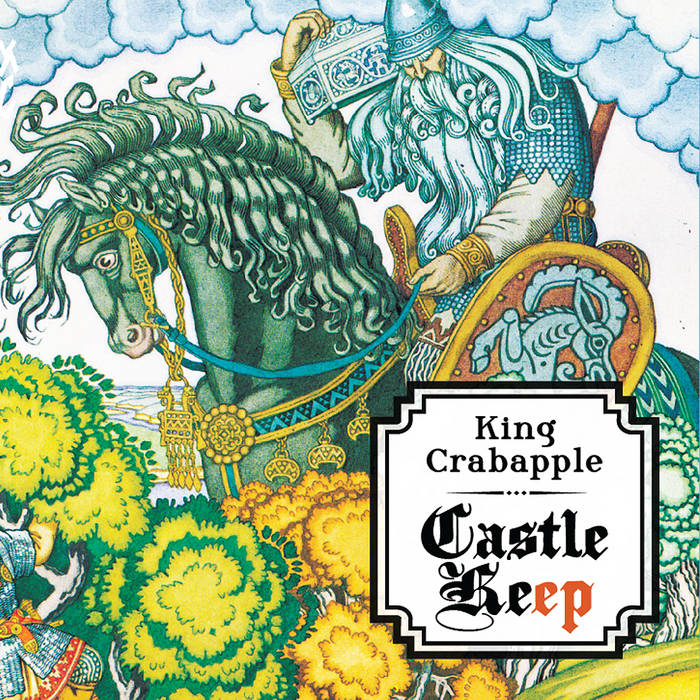 Castle Keep cover art