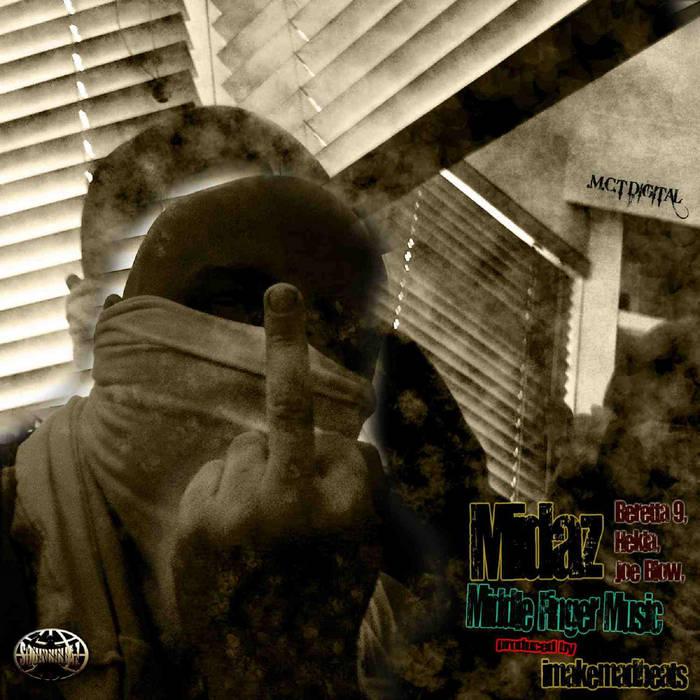 Middle Finger Music cover art