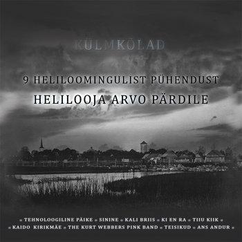 "Külmkõlad - ""Külmkõlad - 9 tributes to composer Arvo Pärt"" cover art"
