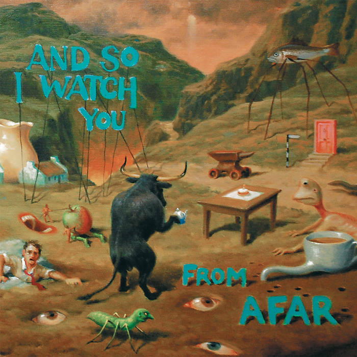And So I Watch You From Afar cover art