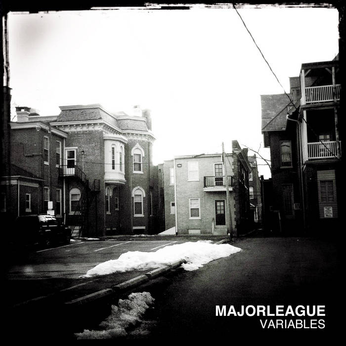 Variables EP Digital Download cover art