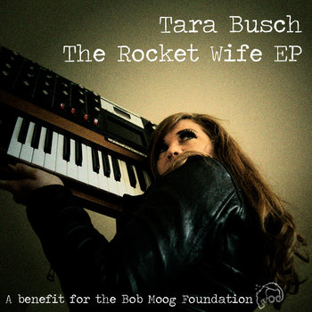 The Rocket Wife EP by Tara Busch cover art