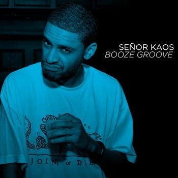 Booze Groove (Digital Single) cover art