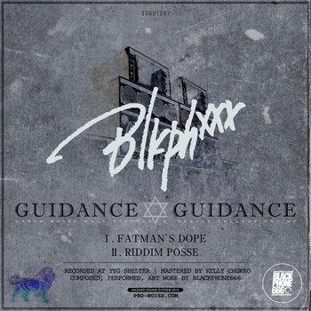 """GUIDANCE × GUIDANCE"" cover art"