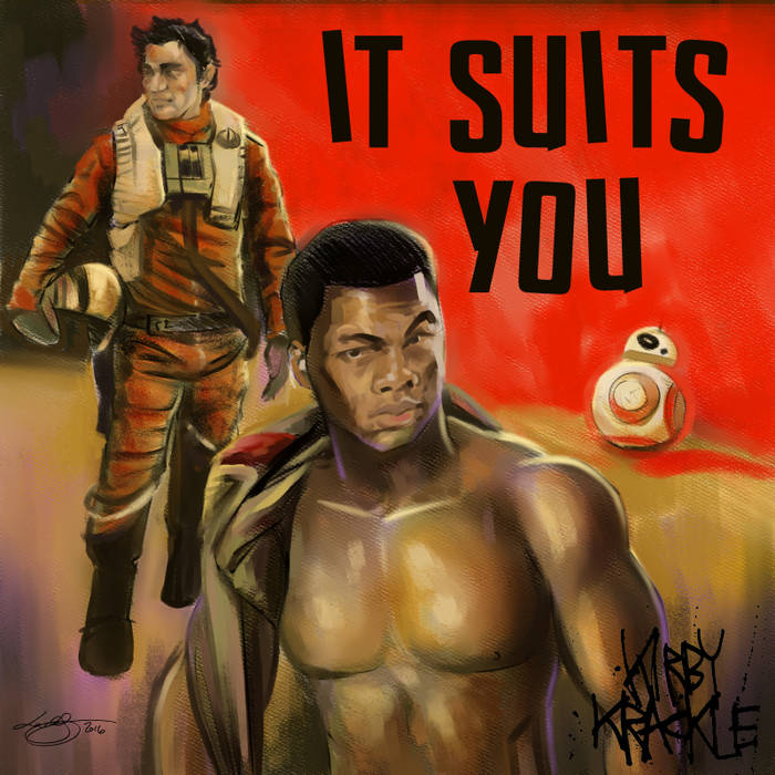 It Suits You - 2016 Star Wars Single cover art