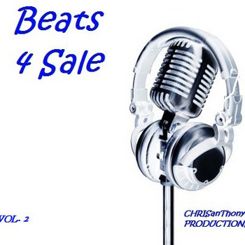 BEATS 4 SALE Vol. 2 cover art
