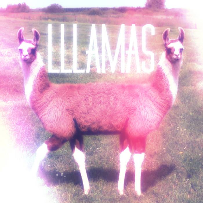 LLLAMAS cover art