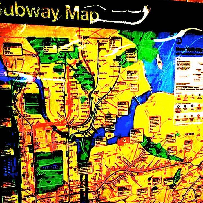 Sonic Subway cover art