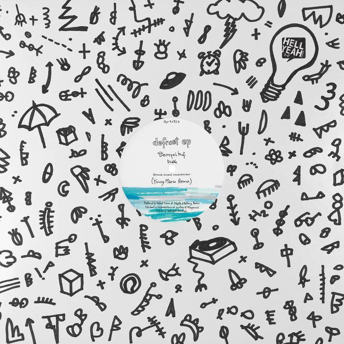 Tempelhof - Defrost EP cover art