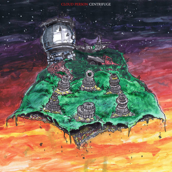 Centrifuge EP cover art