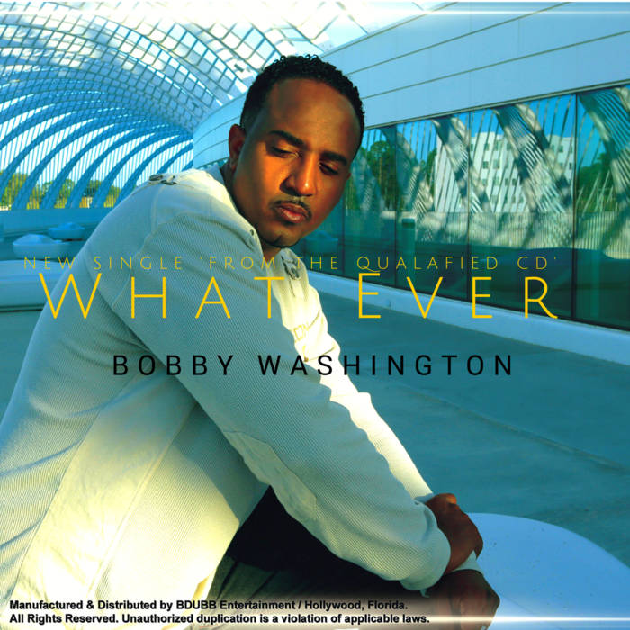 What Ever cover art