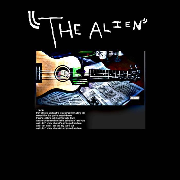 The Alien cover art