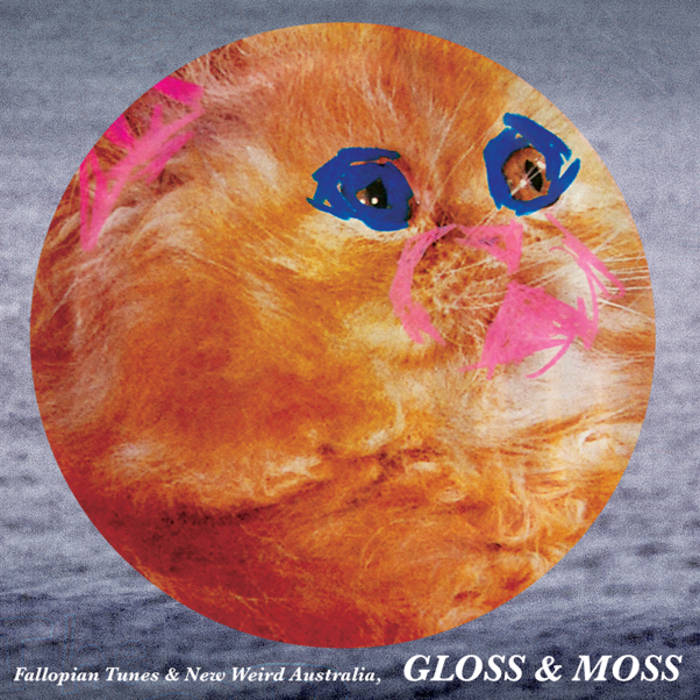 GLOSS and MOSS cover art