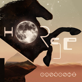 Horse cover art