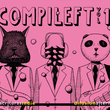 Compileft Vol I cover art