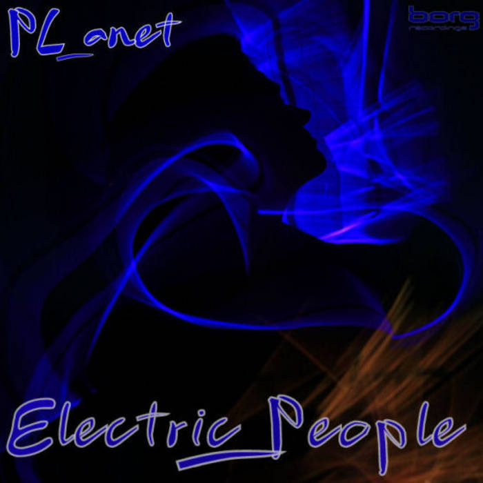 Electric People cover art