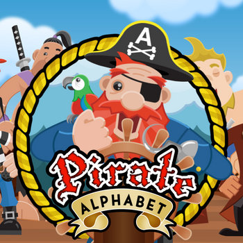 The Pirate Alphabet Soundtrack cover art