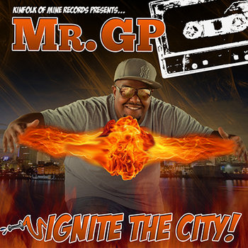 Ignite The City cover art