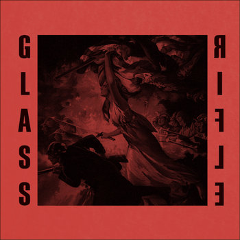 Castles/Blinking Glitter (2012, Single) cover art